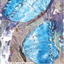 Butterflies Blue II