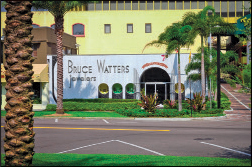 Today's Bruce Watters Jewelers on Beach Drive. Architects were Harvard and Jolly.