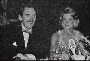 Fred Guest and tennis champion Chris Evert. Guest is credited with saving the Vinoy. In addition to the hotel's successful $93 million restoration in 1992 the developers also persuaded the Women's Tennis Association to make the Vinoy their headquarters.   - Courtesy of the Renaissance Vinoy Resort