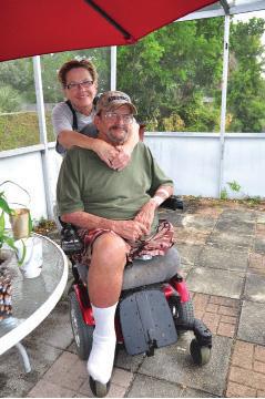 Tom and Donna Carpenter