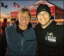 Ken Bowen and Jordan Raynovich