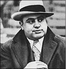 Capone visited St. Petersburg in February 1931, and perhaps in 1928.