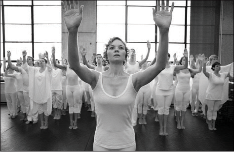 Helen as choreographer