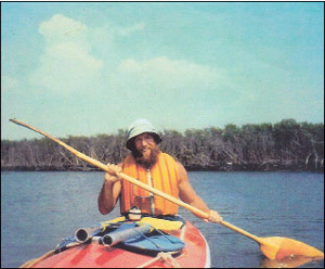1973 canoeing adventure