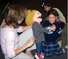 Library Puppets