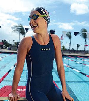 Melanie Margalis, Gold Medal winner at the Rio Olympics