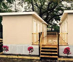 Finished Hope Cottages