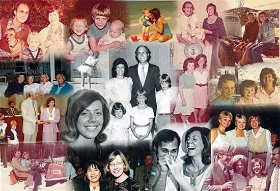40 years of memories made by Martha and Carlen Maddux