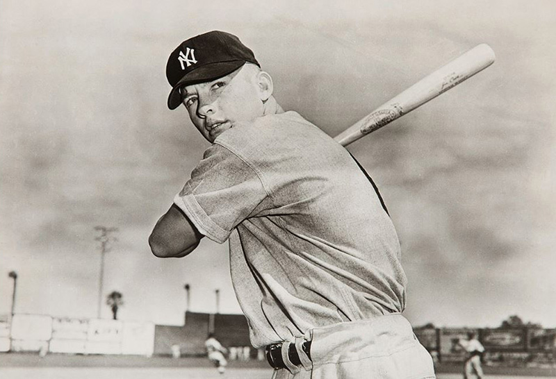 e1c5c85bb71 Among the many Major League baseball greats to walk the streets of St.  Petersburg was Mickey Mantle. Mantle was three times Most Valuable Player
