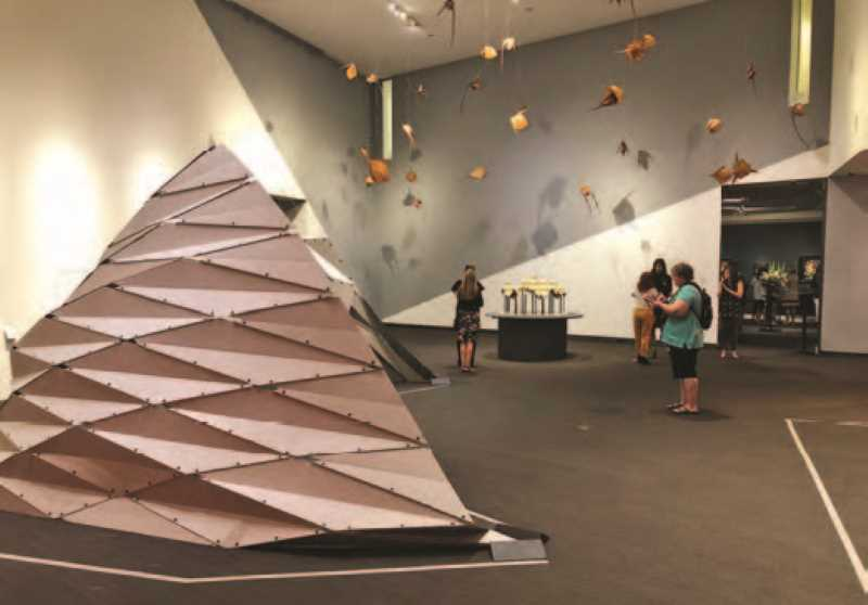 Paper Reimagined at the Museum of Fine Arts