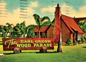 The Earl Gresh Wood Parade