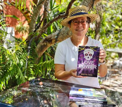 Martha Reed's latest book, Love Power
